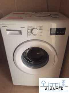 2 El Çamaşır Makinesi Alan Yerler